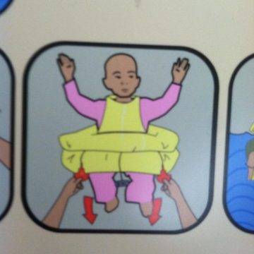 Happy baby or Carl reincarnated as a a young buddha–your call