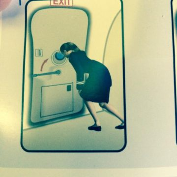 The Stewardess Dance-step 1