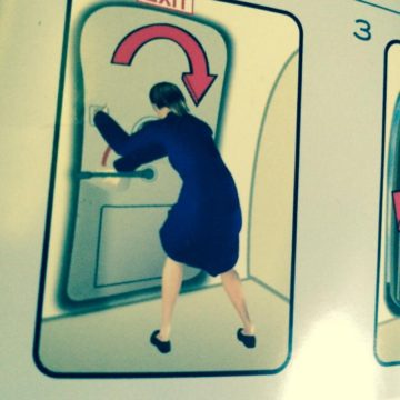 The Stewardess Dance-step 2