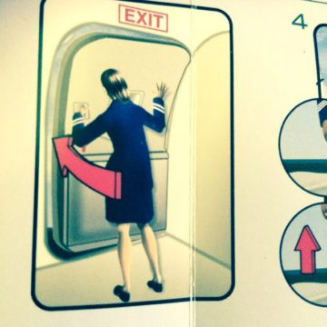 The Stewardess Dance-step 3